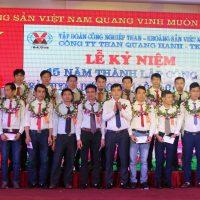 Videoclip:Công ty than Quang Hanh, Kỷ niệm 15 năm thành lập Công ty