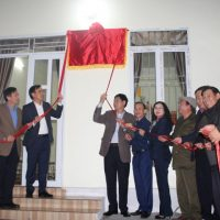 """Công đoàn Than Quang Hanh: Bàn giao nhà ở """"Mái ấm Công đoàn"""""""