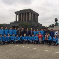 Đoàn thanh niên công ty than Quang Hanh nhiều hoạt động xung kích trong tháng thanh niên