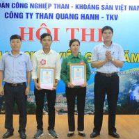 Than Quang Hanh nhiều hoạt động nổi bật trong phong trào CNVCLĐ