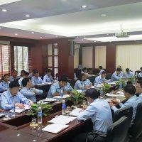 Công đoàn Than Quang Hanh phát động tháng thi đua chào mừng 90 năm ngày thành lập Công Đoàn Việt Nam